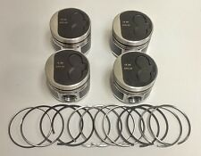 VW AUDI 1.9TD 0.50 mm AAZ ABL ADE 4 x PISTONS WITH PINS & RINGS SET 80.00 mm.