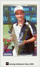 1997 Intrepid Australia Tennis Trading Card Victory Subset V1 Michael Chang