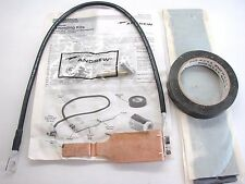 "Andrew 204909-3 Heliax Elliptical Waveguide/Coax Cable Grounding Kit 1-1/4"" b289"