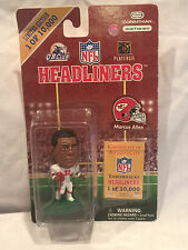 Collectible 1997 Limited Edition Throwback Headliners Marcus Allen Football NIP*