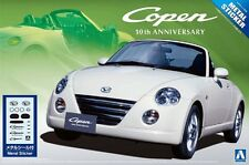 1/24 Daihatsu Copen 10th Anniversary Edition  Plastic Model Kit
