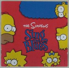The Simpsons sing the Blues CD 1990