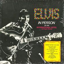 Elvis Presley ELVIS IN PERSON -& Hot August Night 2x FTD New / Sealed CDs