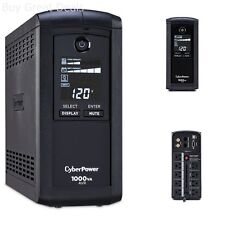 CyberPower UPS Power Supply Battery Backup Protect PC Home Entertainment Systems