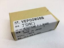 Panasonic Part VEP00W08B Headphone C.B. PC Board for HDC27F D200 D700