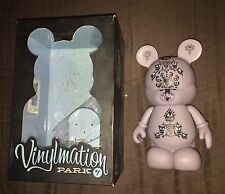 "Disney Vinylmation Park 1 Haunted Mansion Watching You Wallpaper 9"" Inch Figure"