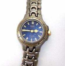 Citizen Titanium GN-4-S Women's Quartz Wrist Watch QX