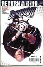 Daredevil #119-2009 nm this issue had only 1 cover Kingpin Marko Djurdjevic