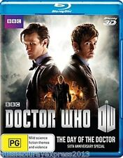 Doctor Who: The Day Of The Doctor 3D - 50th Anniversary Special