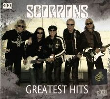 "SCORPIONS:- ""Greatest Hits"" 2CD"
