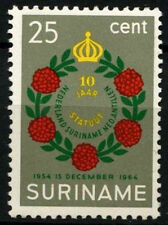 Suriname 1964 SG#543 Statute Of The Kingdom MNH #D34396