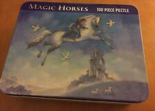 Barefoot Books 100 Piece Puzzle Called Magic Horses