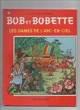 Bob et Bobette n°184. Les dames de l'arc en ciel. Erasme 1981. EO. Etat neuf