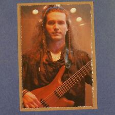 POP-CARD feat. LARRY SEYMOUR & WARWICK BASS , 11x15cm greeting card aaw