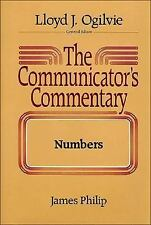 The Communicator's Commentary Numbers (Communicator's Commentary Ot)-ExLibrary