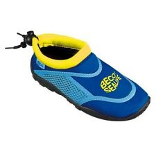 Beco SeaLife Swim Shoes Child/Kids Foot Protection BLUE Pool Beach Size UK 10-11