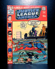 COMICS: DC: Justice League of America #90 (1971) - RARE (superman/flash/batman)