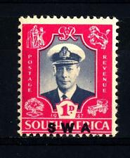 SOUTH WEST AFRICA - AFRICA DEL SUD OVEST - 1947 - Visita reale