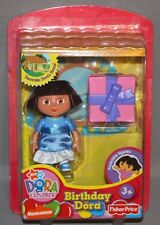 Dora the Explorer Birthday Dora Fisher Price New