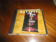 MAKAVELI - The Don Killuminati The 7 Day Theory Rap CD 2PAC Tupac - Like New