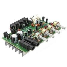 12V 60W Hi Fi Stereo Digital Audio Power Amplifier Volume Tone Control Board Kit