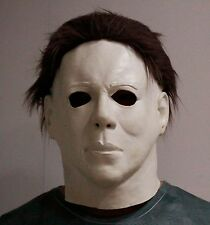 Michael Myers Mask Lattice capo completo Halloween Deluxe Adulto Taglia Costume