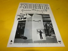 THE SMITHEREENS - GREEN TOUCH!!!!!!!!FRENCH PRESS ADVERT