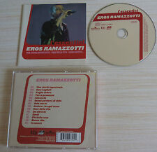 RARE CD ALBUM BEST OF L'ESSENTIEL RAMAZZOTTI EROS 14 TITRES 2001