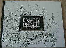 Bravely Default : The Artbook [Collector - N3DS]