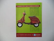 advertising Pubblicità 1992 VESPA 50 HP