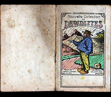 NOUVELLE COLLECTION de DEVINETTES en Livret-Fascicule de poche à colorier