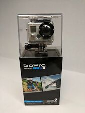 GoPro HD HERO2:  Outdoor Edition with LCD BacPac, mounts, accessories