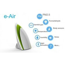 Broadlink eAir ,Wireless Air Quality, Sound, Light, Temp, Gas Detector by Mobile