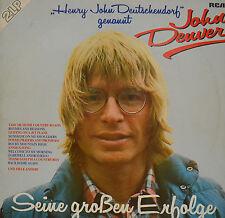 """JOHN DENVER - SEINE GROßEN ERFOLGE 2 LP 12"""" (R660)"""