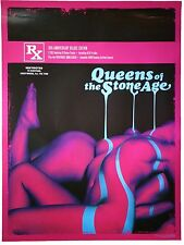 """Queens of the Stone Age """"Rated R"""" Promo Poster QOTSA Kii Arens Art Rock Poster"""