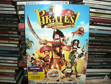 The Pirates! In An Adventure With Scientists (DVD, 2012)