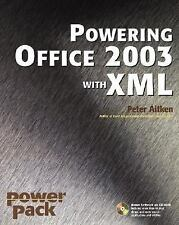 Powering Office 2003 with XML (Power Pack Series)