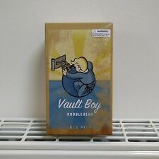 "Fallout VAULT BOY Bobblehead (5"" Size, 2015) ""LOCK PICK"" variant BOXED, NEW!"