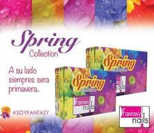 fantasy nail Sinaloa Spring Acrylic collection  (free 2 decorations)