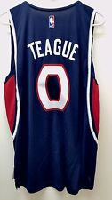 Adidas Swingman 2015-16 NBA Jersey Atlanta Hawks Jeff Teague Navy sz M