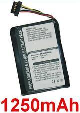 Batterie 1250mAh type J00162K Pour Mitac Mio C510