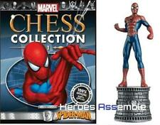 MARVEL CHESS COLLECTION #1 SPIDER-MAN NEW EAGLEMOSS SUPERHERO FIGURINE