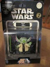 NEW Un-Opened Star Wars - Star Tours, Stitch as Yoda *NOS*