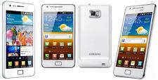 NUOVA condizione Samsung Galaxy S II GT-I9100 -16 GB-bianco (sbloccato) Smartphone