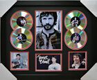 JAMES BLUNT MEMORABILIA FRAMED SIGNED LIMITED EDITION 4CD.
