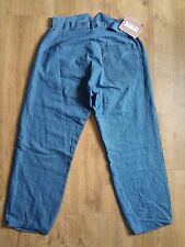 Levis Red A-Lined BAGGED Tapered Dropped Crotch Cinch Back Jeans W32 £580 NEW