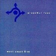 PROJEKCT FOUR-West Coast Live   KING CRIMSON   JAPAN CD