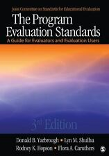 The Program Evaluation Standards: A Guide for Evaluators and Evaluation Users, C
