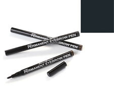 STARGAZER SEMI PERMANENT EYEBROW LINER PEN PENCIL #01 BLACK