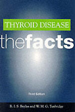 Thyroid Disease: The Facts,GOOD Book